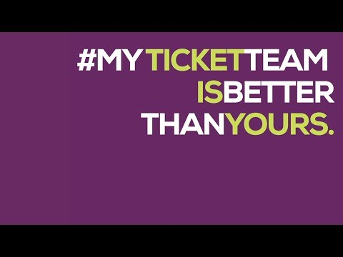 #MyTicketTeam Off-Site Competition